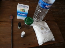Préparation dentifrice