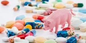 viande et médicaments