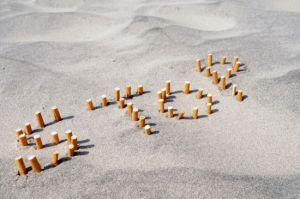 stop megots plage