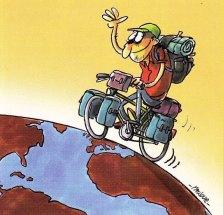 voyager vélo